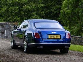 Ver foto 19 de Bentley Mulsanne The Ultimate Grand Tourer UK 2013