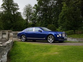 Ver foto 18 de Bentley Mulsanne The Ultimate Grand Tourer UK 2013