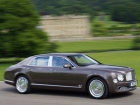 Ver foto 17 de Bentley Mulsanne The Ultimate Grand Tourer UK 2013