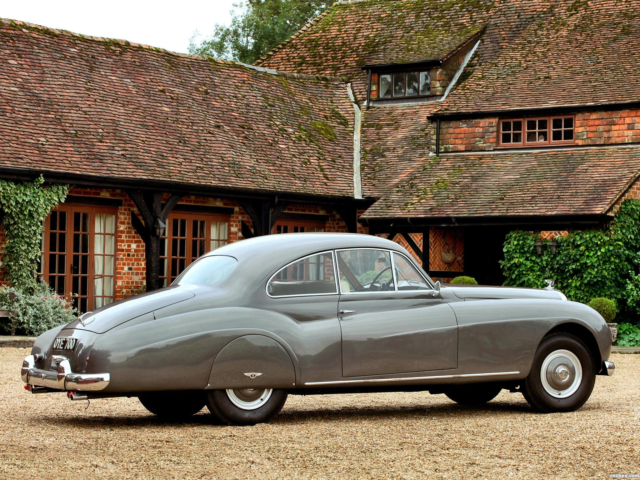 Foto 5 de Bentley R-Type Continental Coupe 1954