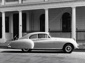 Ver foto 3 de Bentley R-Type Continental Coupe 1954