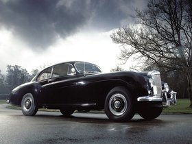 Ver foto 2 de Bentley R-Type Continental Coupe 1954