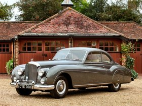 Ver foto 1 de Bentley R-Type Continental Coupe 1954