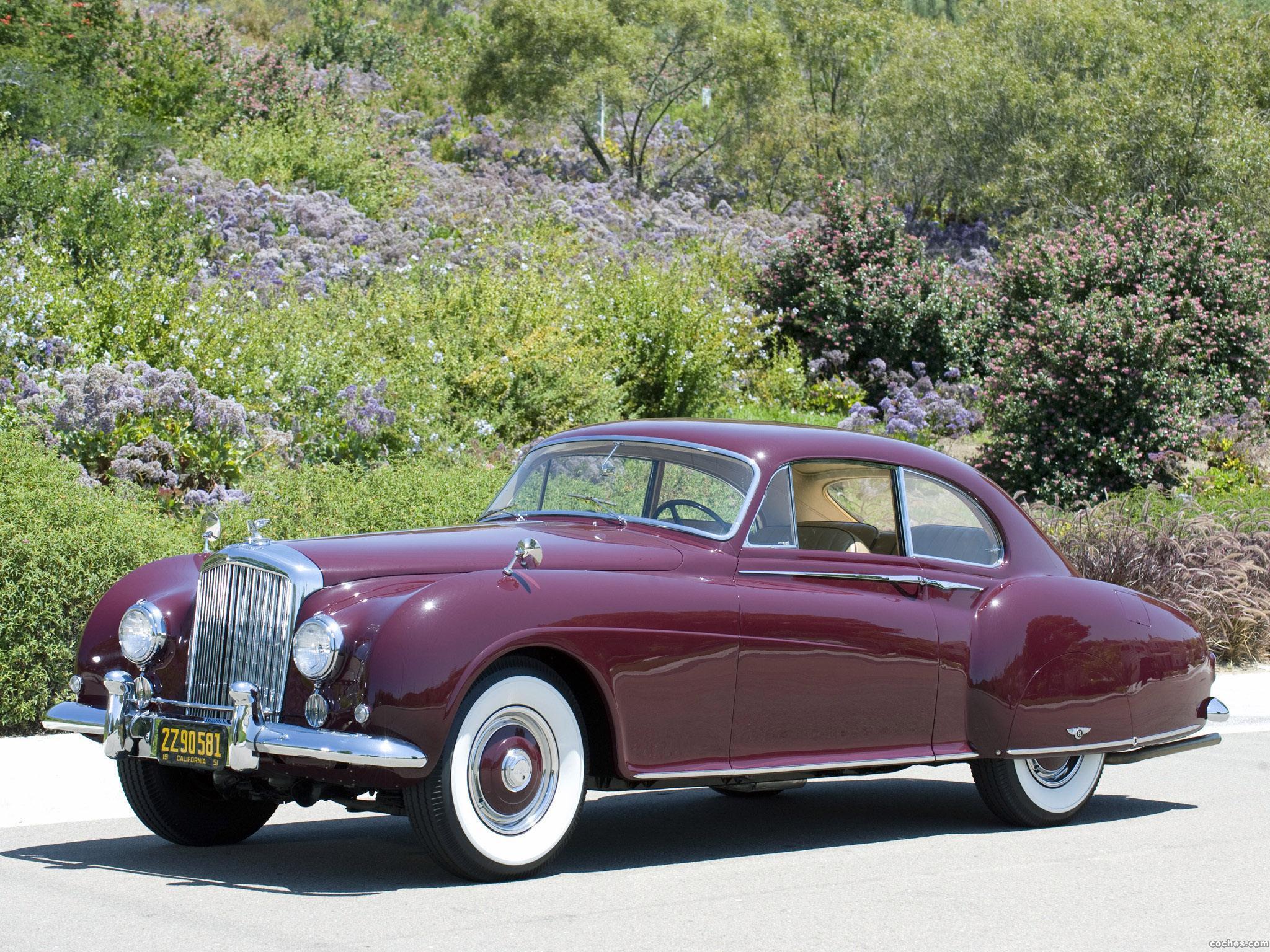Foto 0 de Bentley Continental Fastback 1953