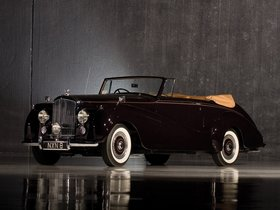 Ver foto 1 de Bentley R-Type Drophead Coupe Park Ward 1953