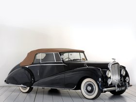 Ver foto 6 de Bentley R-Type Drophead Coupe Park Ward 1953