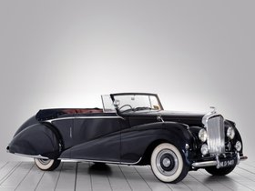 Ver foto 4 de Bentley R-Type Drophead Coupe Park Ward 1953