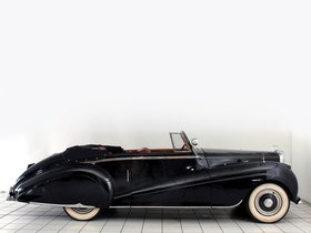 Ver foto 3 de Bentley R-Type Drophead Coupe Park Ward 1953