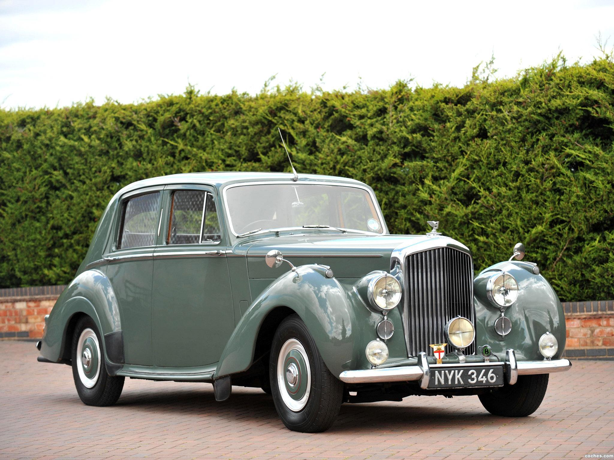 Foto 0 de Bentley R-Type Standard Saloon 1952