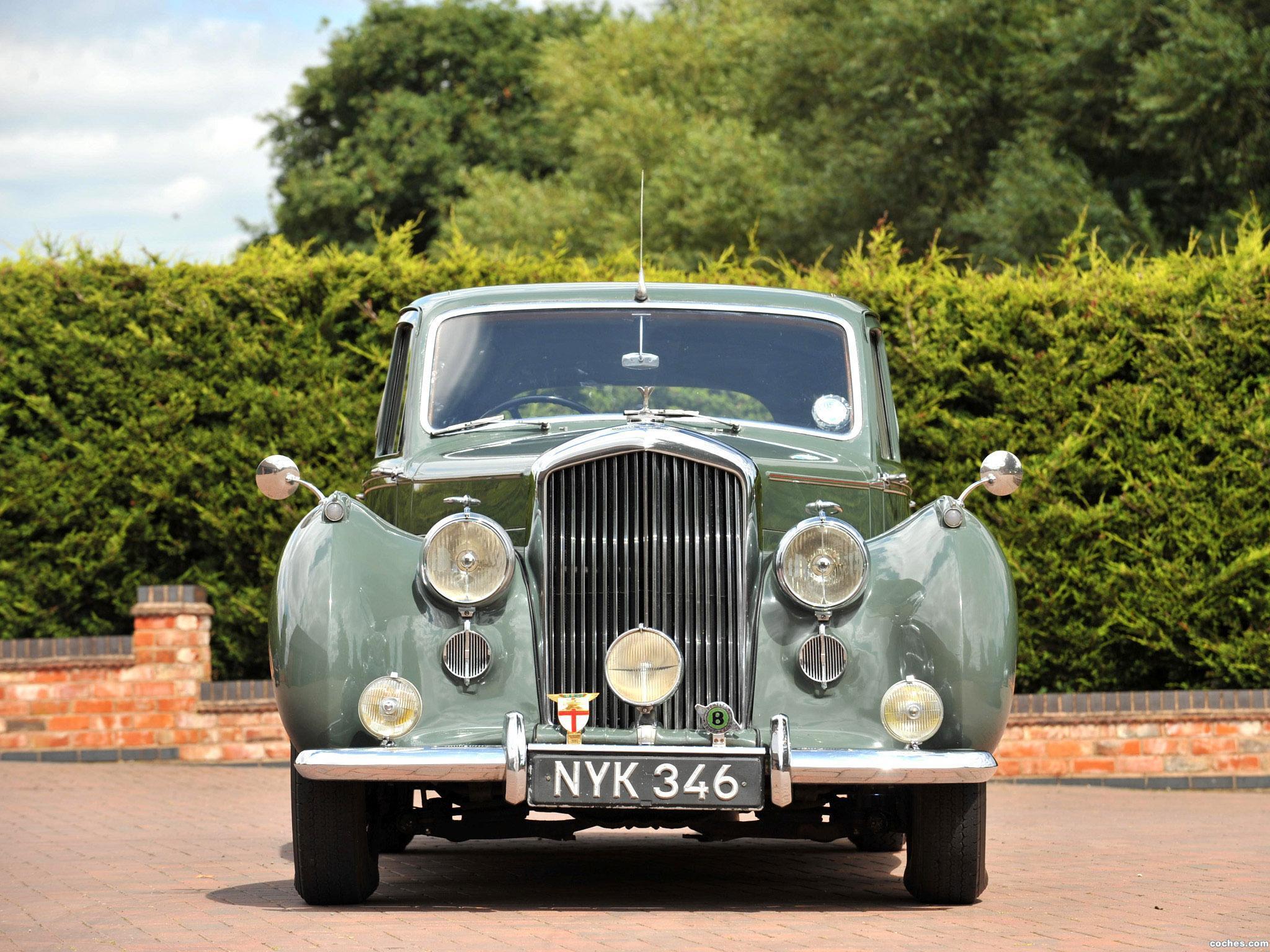 Foto 5 de Bentley R-Type Standard Saloon 1952