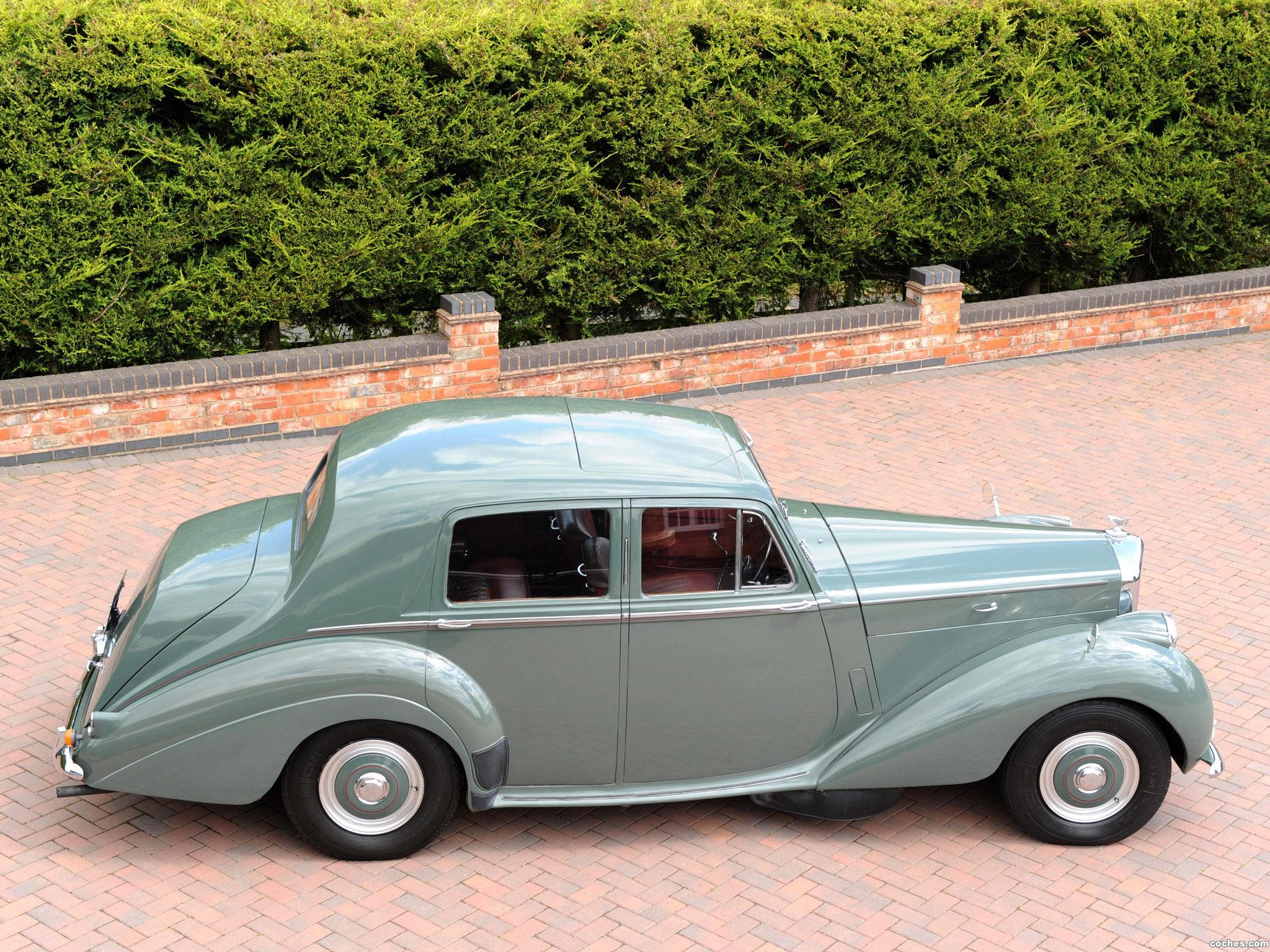Foto 4 de Bentley R-Type Standard Saloon 1952