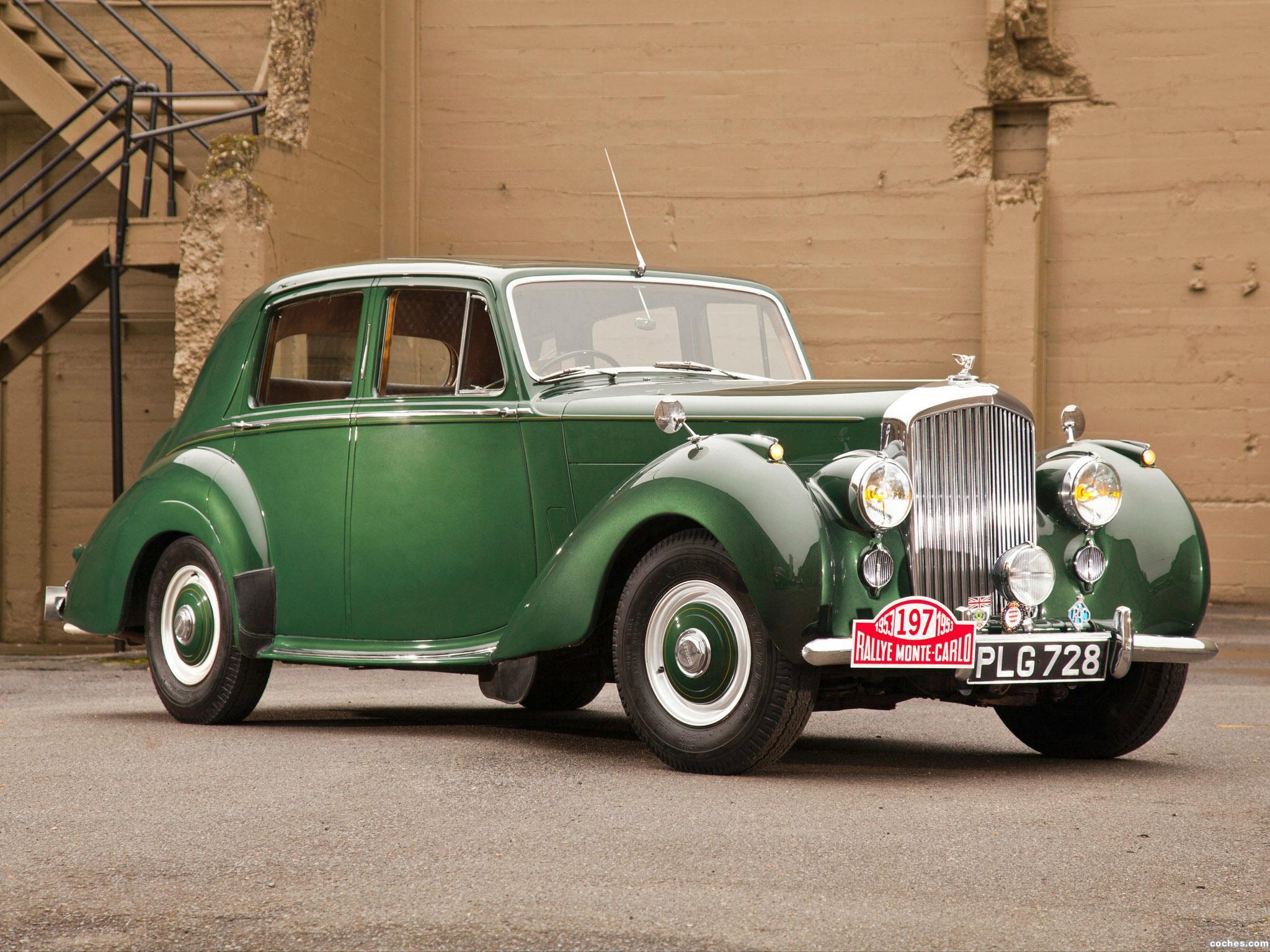 Foto 3 de Bentley R-Type Standard Saloon 1952