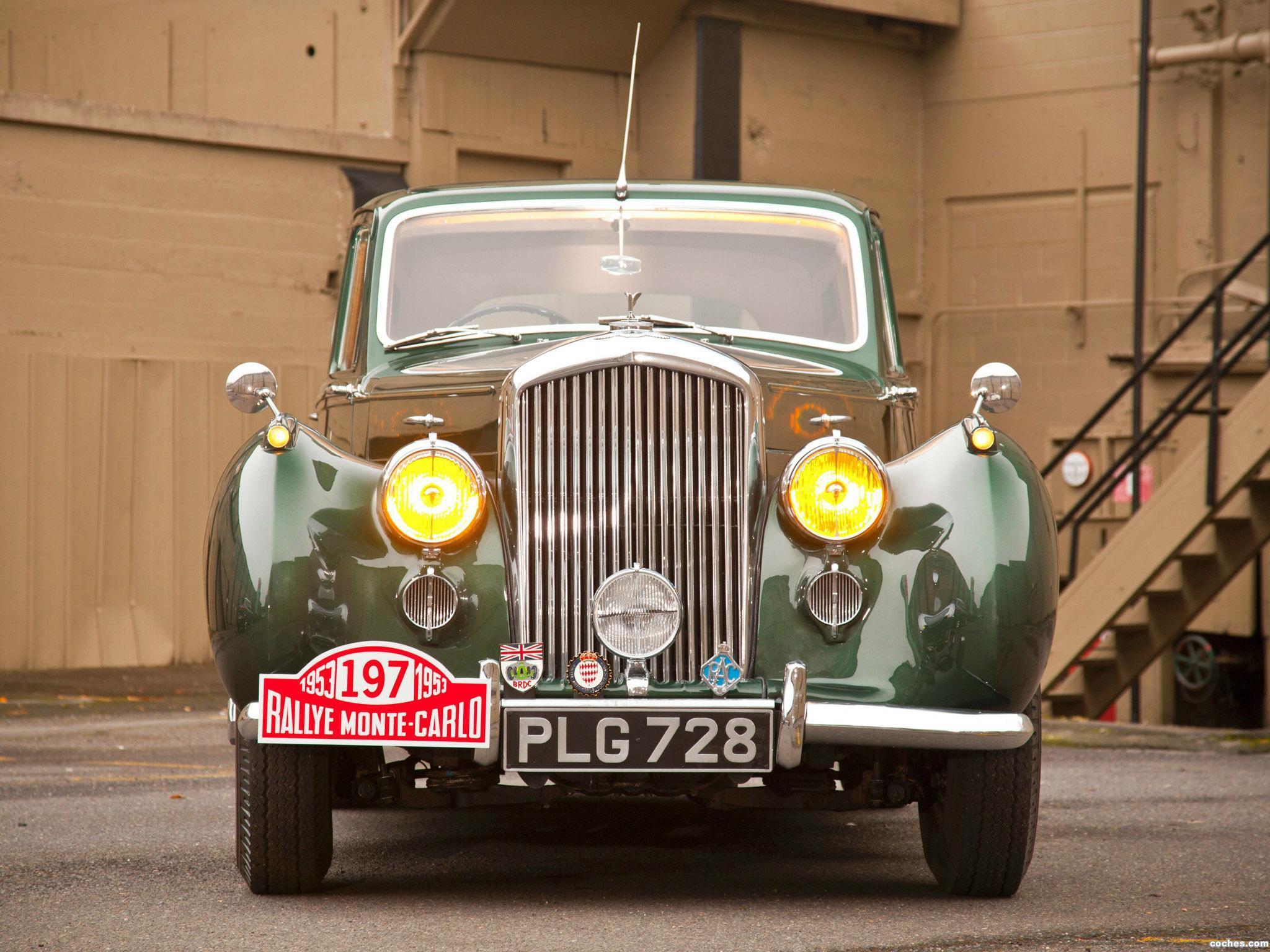 Foto 2 de Bentley R-Type Standard Saloon 1952