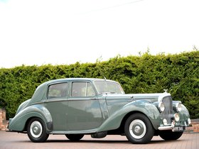 Ver foto 10 de Bentley R-Type Standard Saloon 1952