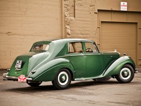 Ver foto 9 de Bentley R-Type Standard Saloon 1952