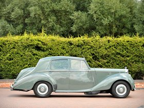 Ver foto 8 de Bentley R-Type Standard Saloon 1952