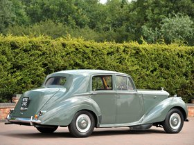 Ver foto 7 de Bentley R-Type Standard Saloon 1952
