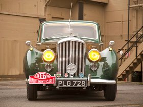 Ver foto 3 de Bentley R-Type Standard Saloon 1952