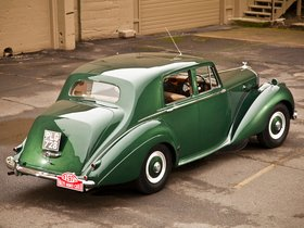 Ver foto 2 de Bentley R-Type Standard Saloon 1952