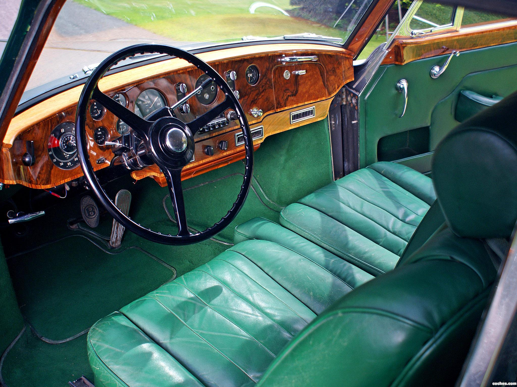 Foto 12 de Bentley S1 Continental 1955