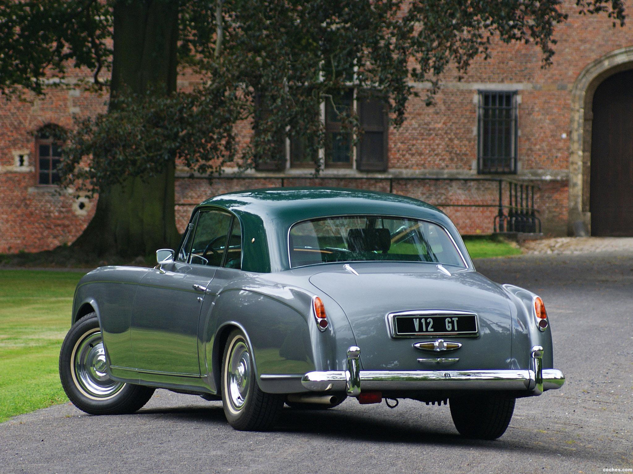Foto 1 de Bentley S1 Continental 1955