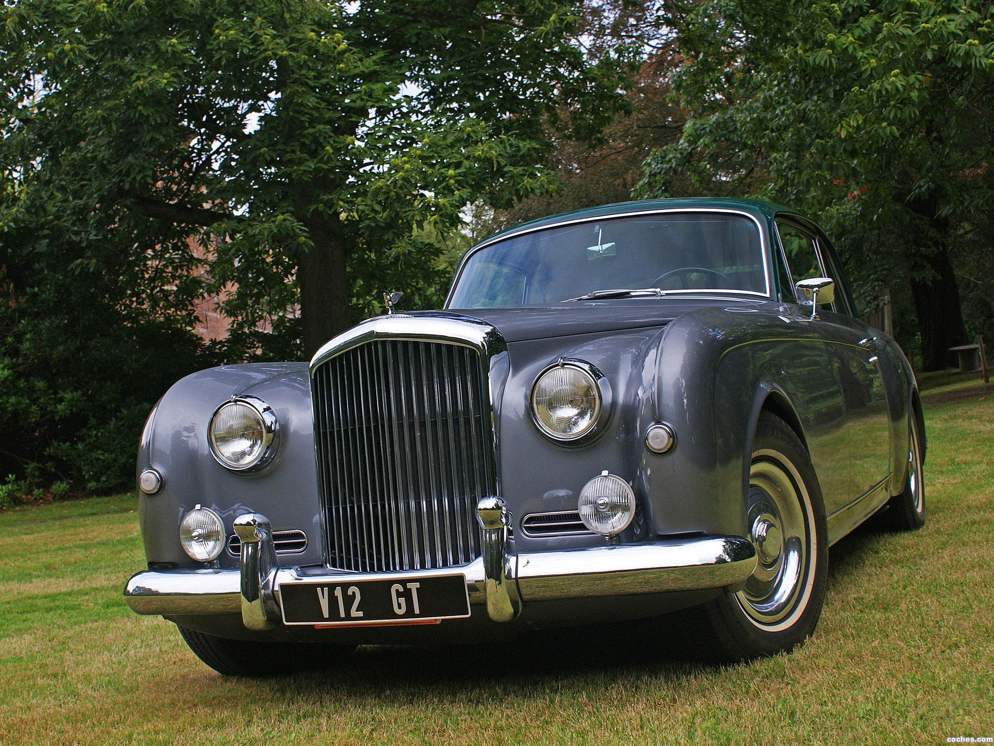 Foto 0 de Bentley S1 Continental 1955