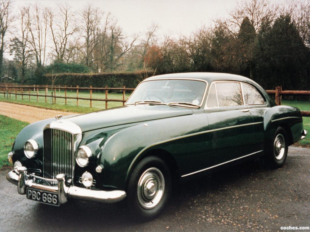 Foto 9 de Bentley S1 Continental 1955