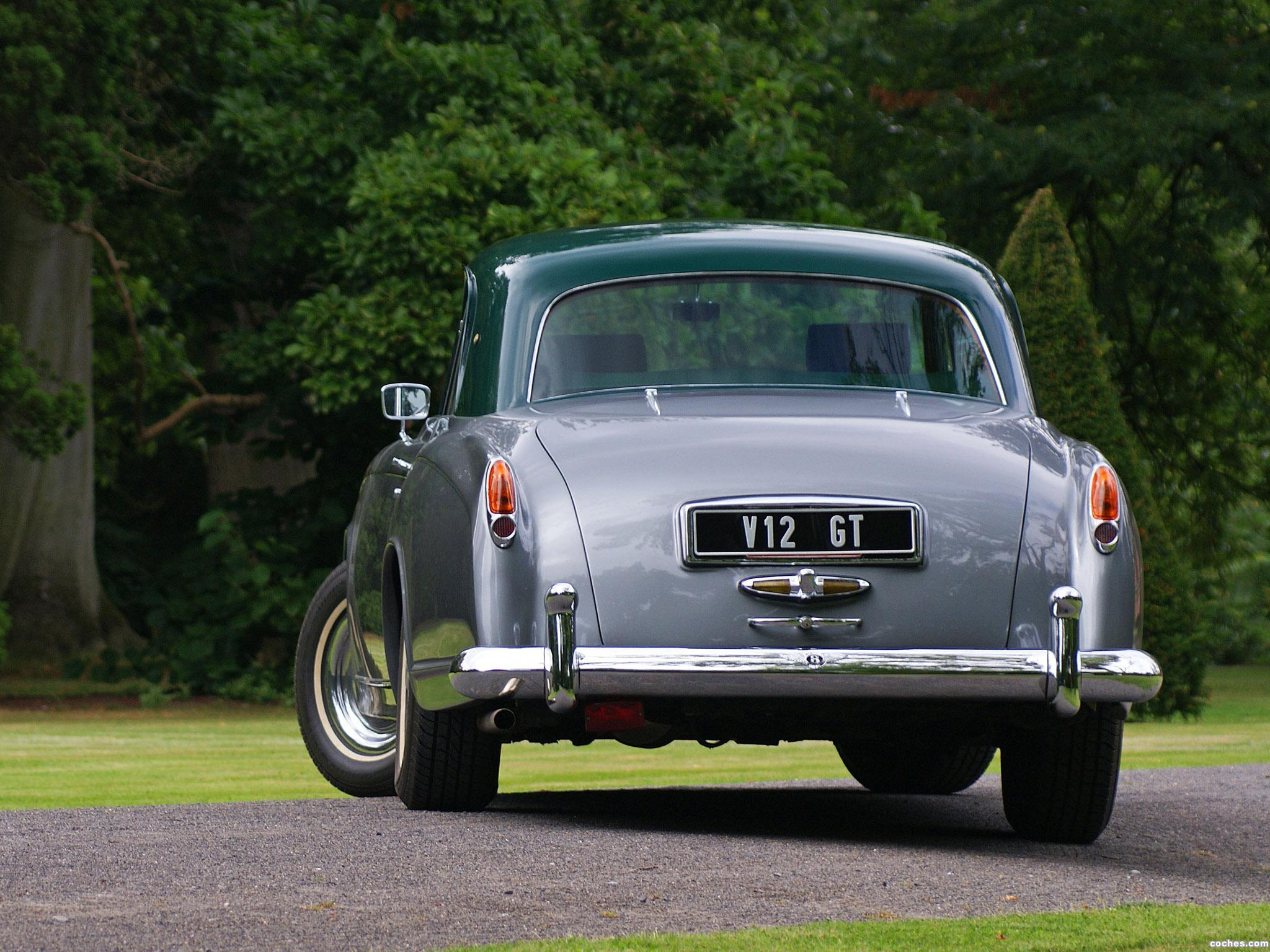 Foto 8 de Bentley S1 Continental 1955