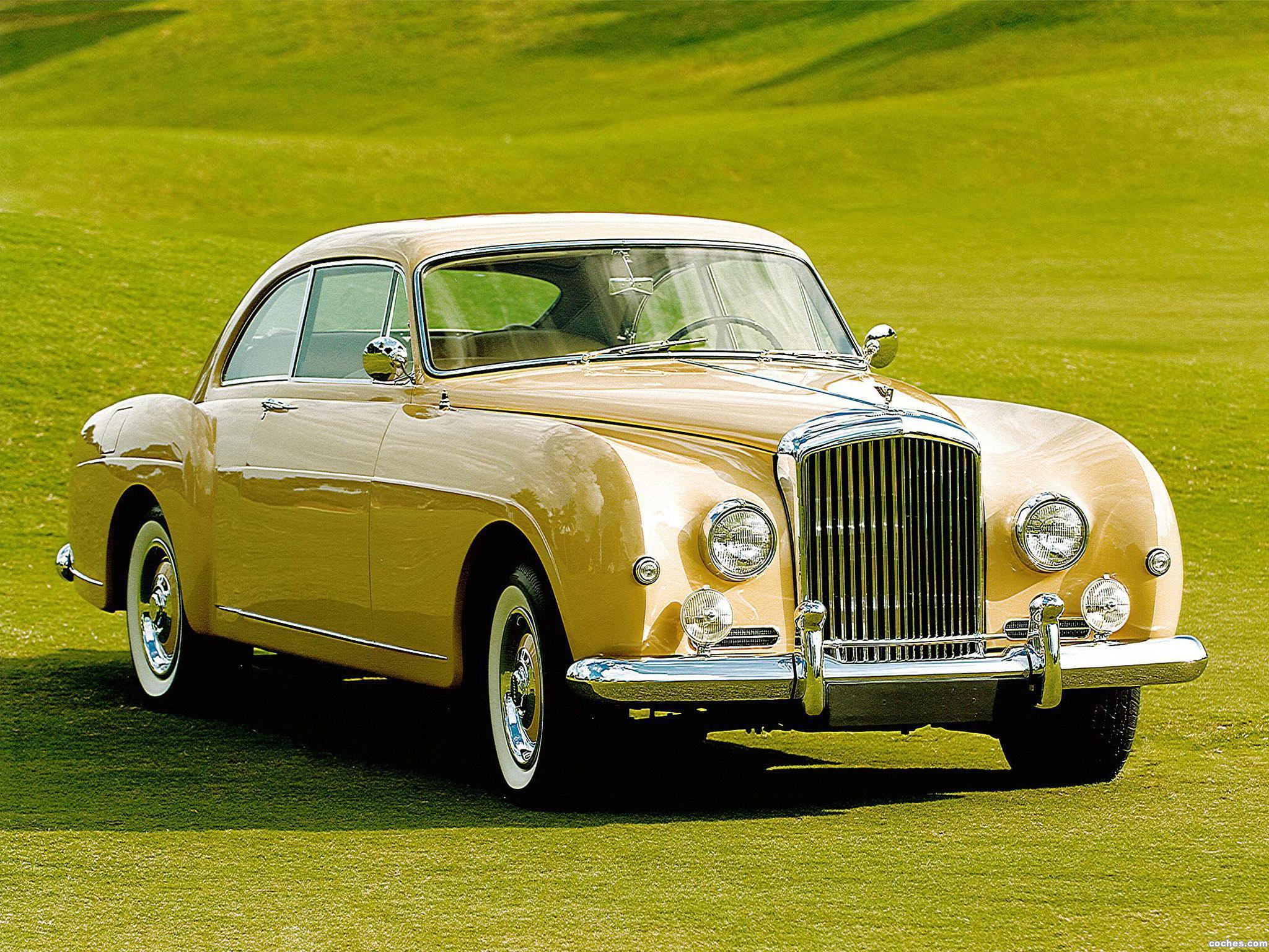 Foto 6 de Bentley S1 Continental 1955