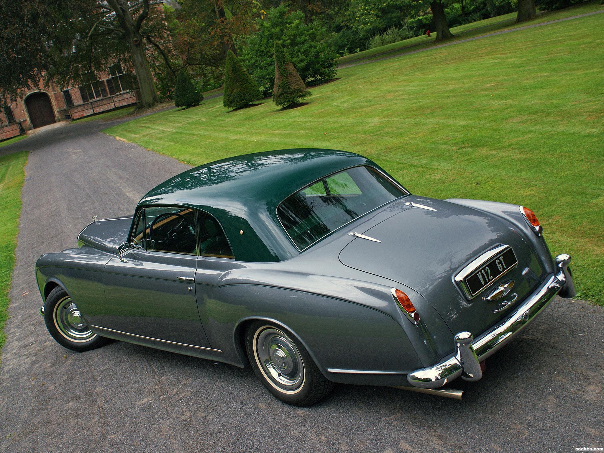 Foto 4 de Bentley S1 Continental 1955