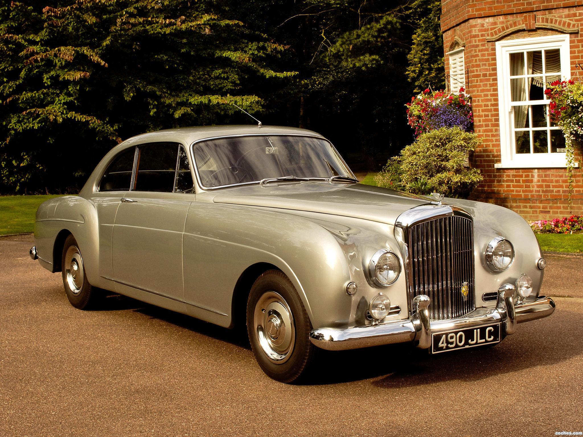 Foto 0 de Bentley S1 Continental Sports Saloon by Mulliner 1955