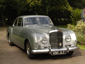 Ver foto 4 de Bentley S1 Continental Sports Saloon by Mulliner 1955