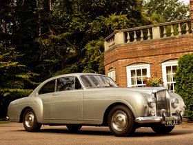 Ver foto 12 de Bentley S1 Continental Sports Saloon by Mulliner 1955