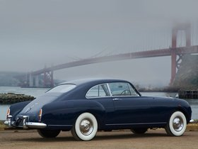 Ver foto 10 de Bentley S1 Continental Sports Saloon by Mulliner 1955