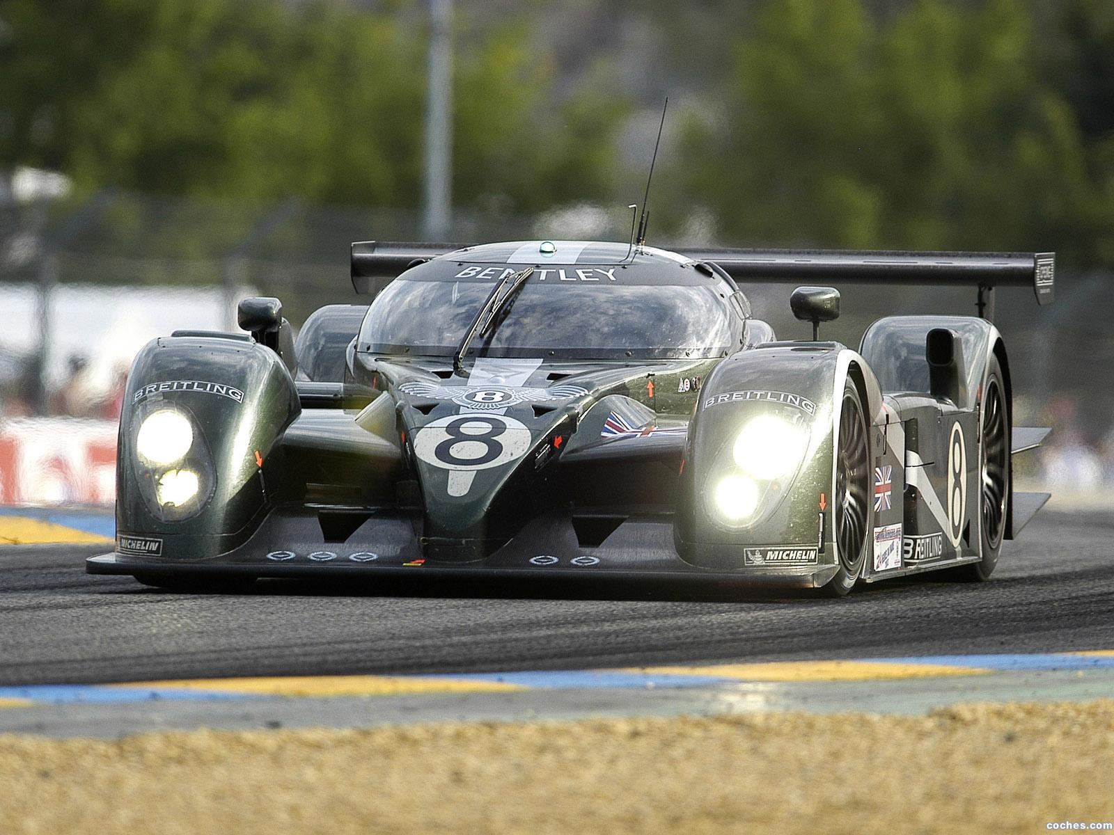 Foto 0 de Bentley Speed 8 2003