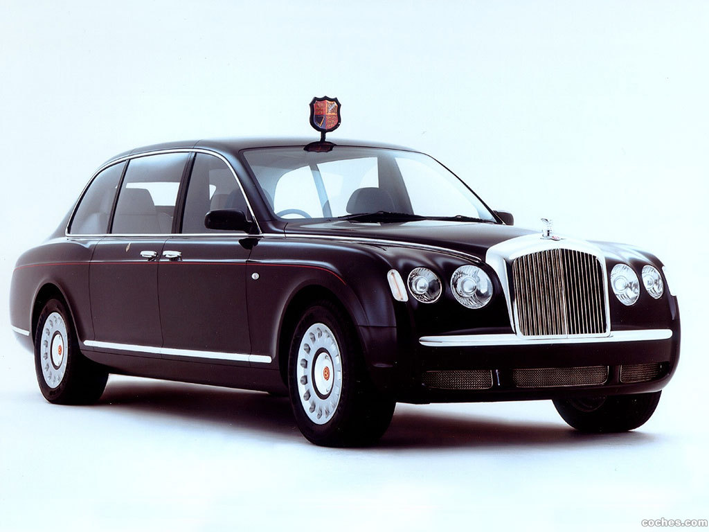 Foto 2 de Bentley State Limousine Queen 2002