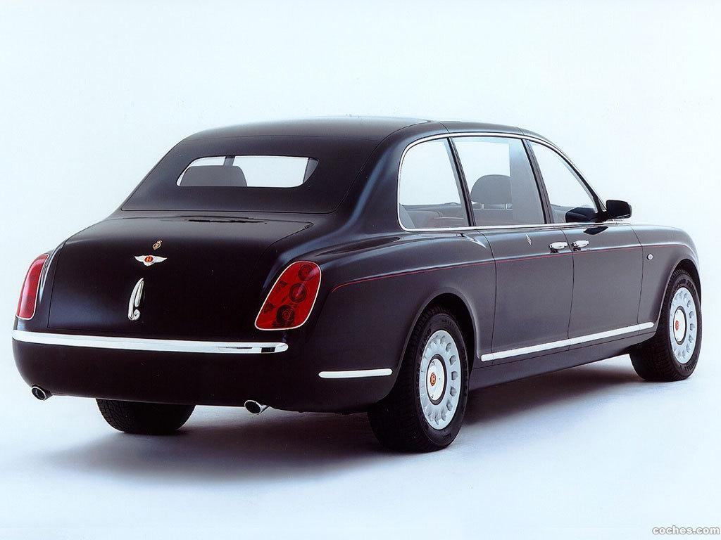 Foto 1 de Bentley State Limousine Queen 2002