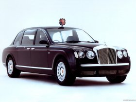 Ver foto 3 de Bentley State Limousine Queen 2002