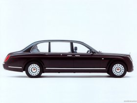 Ver foto 1 de Bentley State Limousine Queen 2002