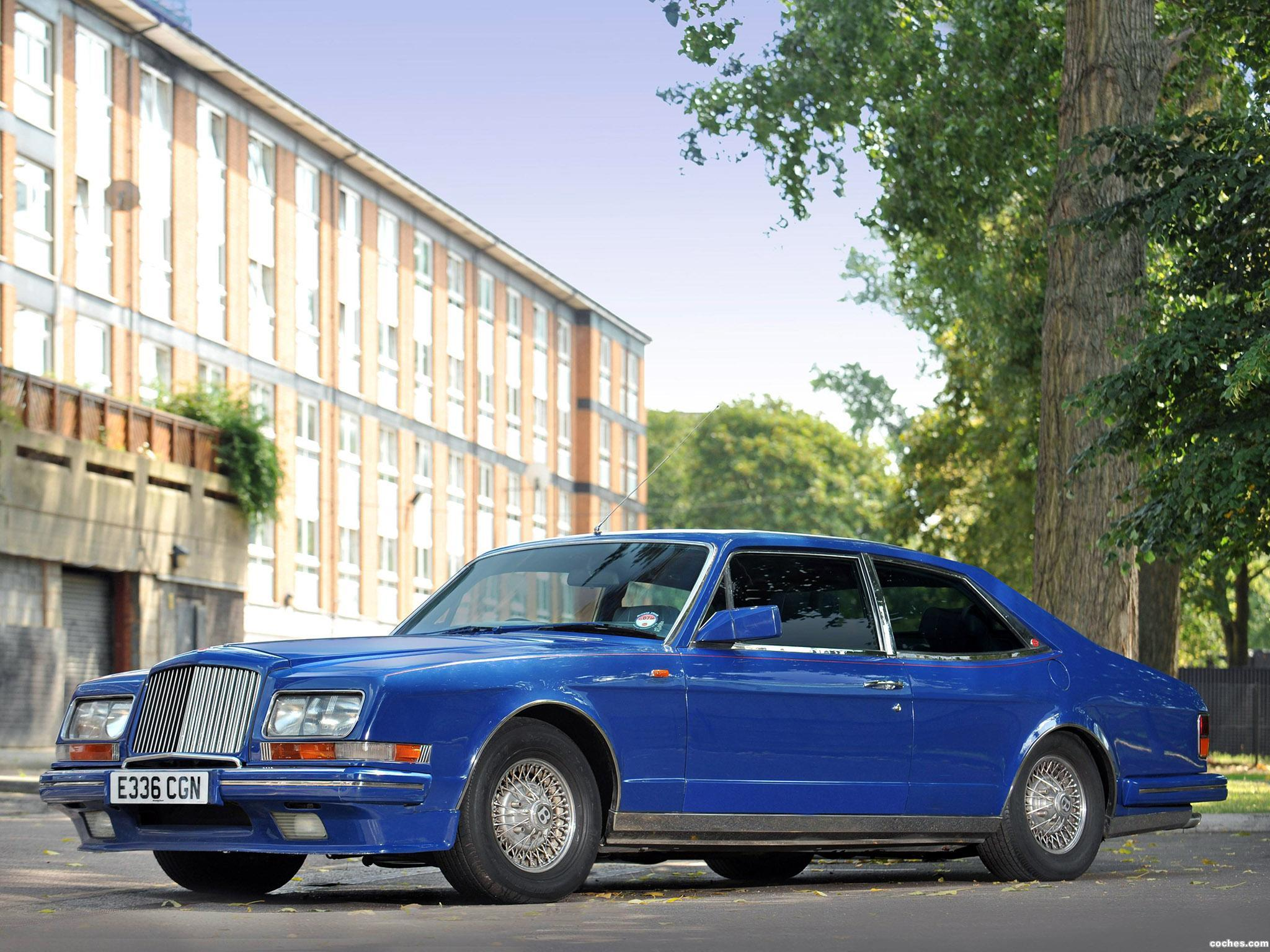 Foto 0 de Bentley Turbo R Empress II Sports Saloon by Hooper 1988