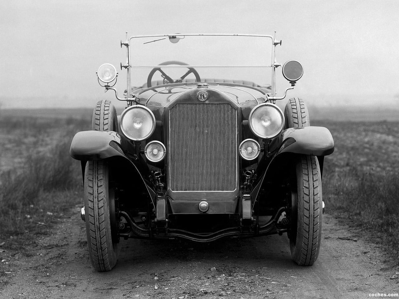 Foto 0 de Benz 10-35 PS Touring 1925