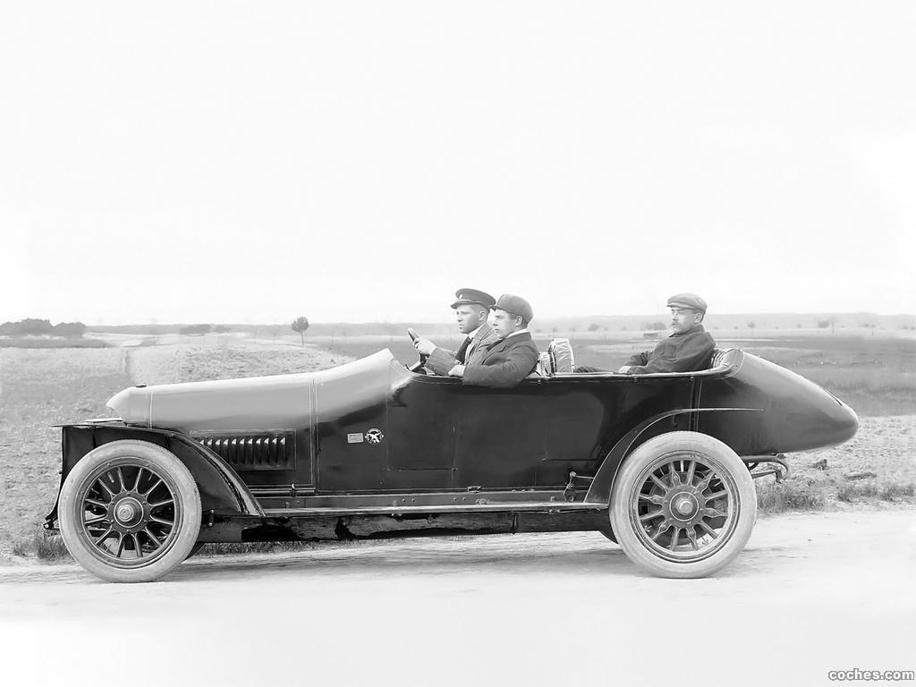 Foto 0 de Benz 100 PS 1910
