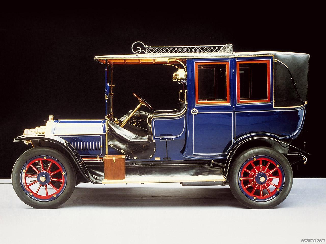 Foto 0 de Benz 20-35 PS Landaulet 1909
