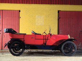 Ver foto 2 de Benz 8-20 PS Tourer 1911