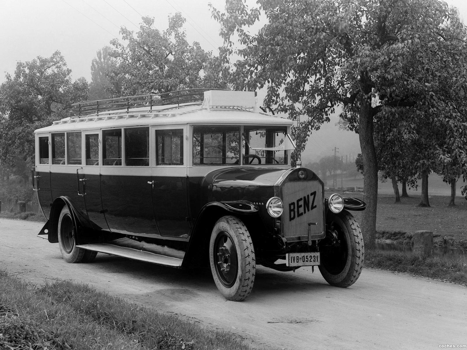 Foto 0 de Benz Gaggenau 1925
