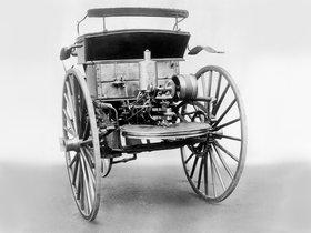 Ver foto 2 de Benz Patent Motorwagen TYP III 1888