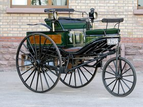 Ver foto 1 de Benz Patent Motorwagen TYP III 1888