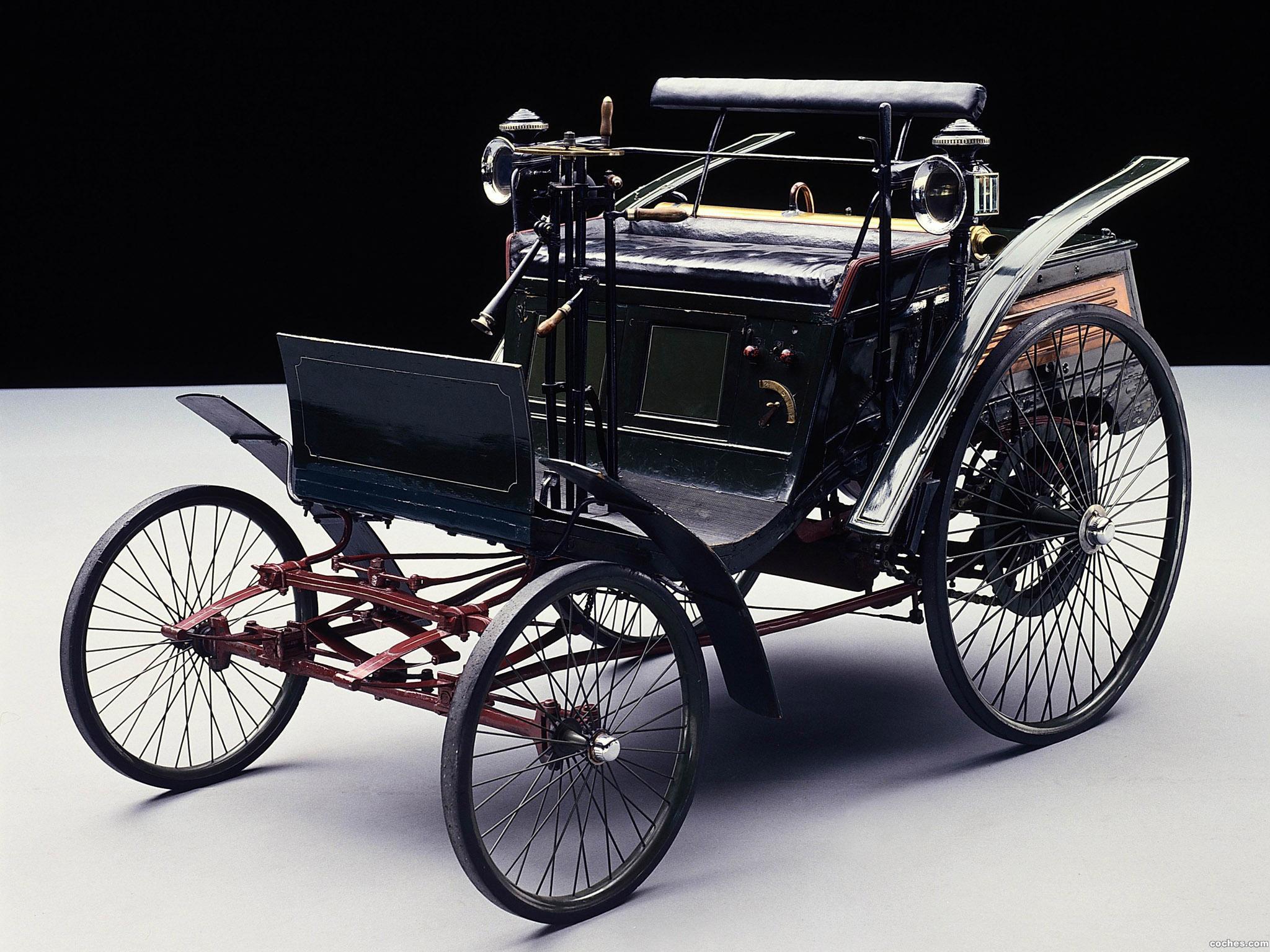 Foto 0 de Benz Velo  1894