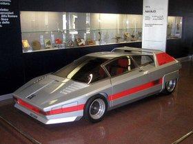 Ver foto 2 de Alfa Romeo Navajo por Bertone 1976