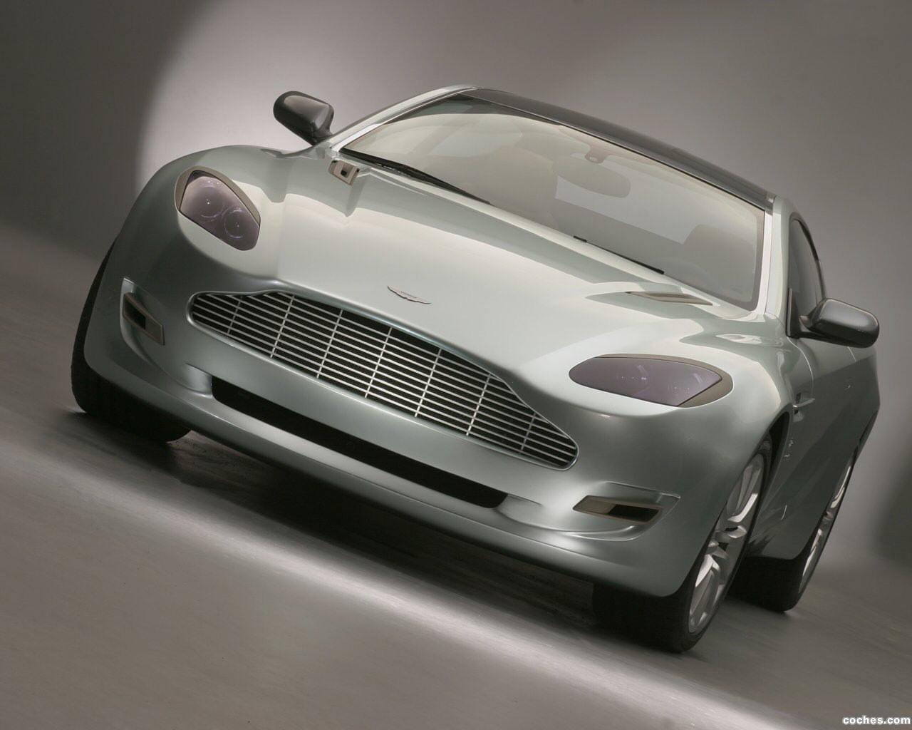 Foto 0 de Aston Martin Vanquish Bertone Jet 2 2004